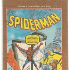 Tebeos: SPIDERMAN. 3 TOMOS. ¡¡COMPLETA!!. BEST OF MARVEL ESSENTIALS. PANINI. (RF.MA)B/41. Lote 134024806