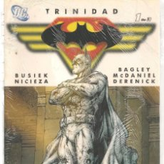 Tebeos: TRINIDAD. 3 TOMOS: BATMAN - SUPERMAN - WONDER WOMAN. DC. (RF.MA)B/41. Lote 134026486