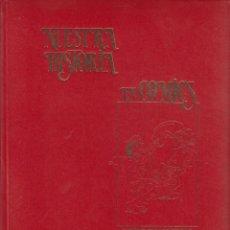 Tebeos: NUESTRA HISTORIA EN CÓMICS, HISTORIA DE LA COMUNIDAD VALENCIANA EN 7 TOMOS. 152 PAGINAS.. Lote 134166750