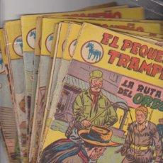 Tebeos: EL PEQUEÑO TRAMPERO. FERMA 1957. LOTE DE 25 EJEMPLA-RES: 1,2,3,4,5,6,8,9,10,11,12,13,15,16,17,18,19,. Lote 134727845
