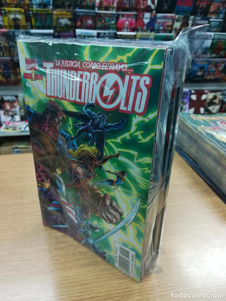 Tebeos: THUNDERBOLTS VOL 1 COLECCION COMPLETA (40 NUMEROS + 3 ESPECIALES) - Foto 1 - 136046482