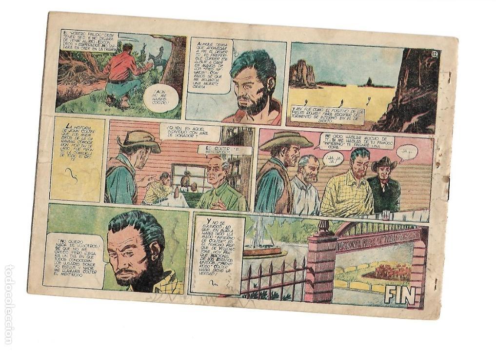 Tebeos: Reportajes Lejano Oeste Año 1955 Colección Completa son 6 Tebeos Originales muy dificil de Completar - Foto 9 - 135291122
