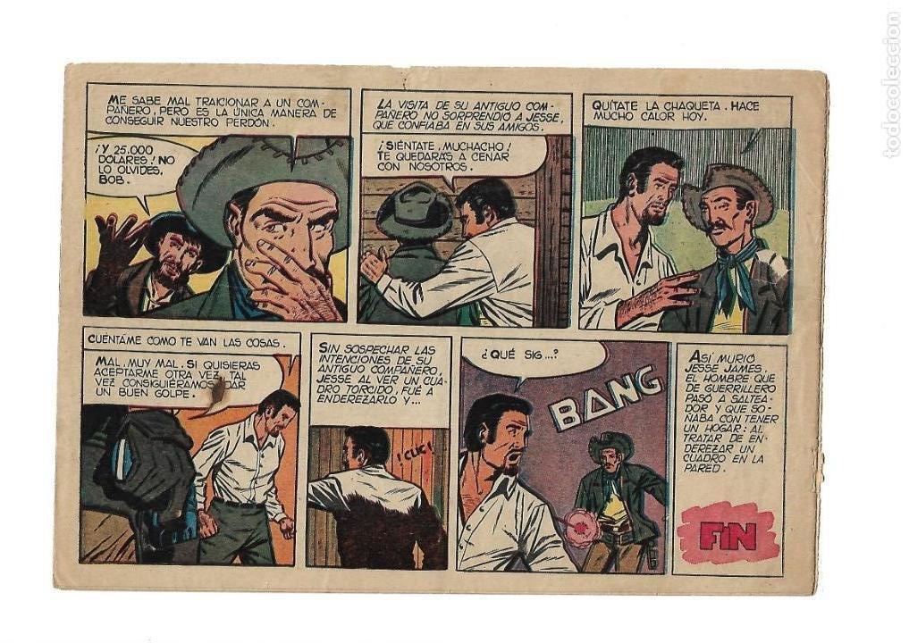 Tebeos: Reportajes Lejano Oeste Año 1955 Colección Completa son 6 Tebeos Originales muy dificil de Completar - Foto 11 - 135291122