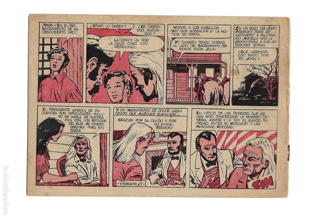 Tebeos: Reportajes Lejano Oeste Año 1955 Colección Completa son 6 Tebeos Originales muy dificil de Completar - Foto 13 - 135291122