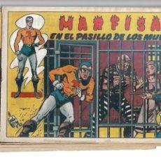 Tebeos: MARFISAN, AÑO 1.952. COLECCIÓN COMPLETA SON 8. TEBEOS ORIGINALES, ES MUY DIFICIL DE COMPLETAR.. Lote 135413406