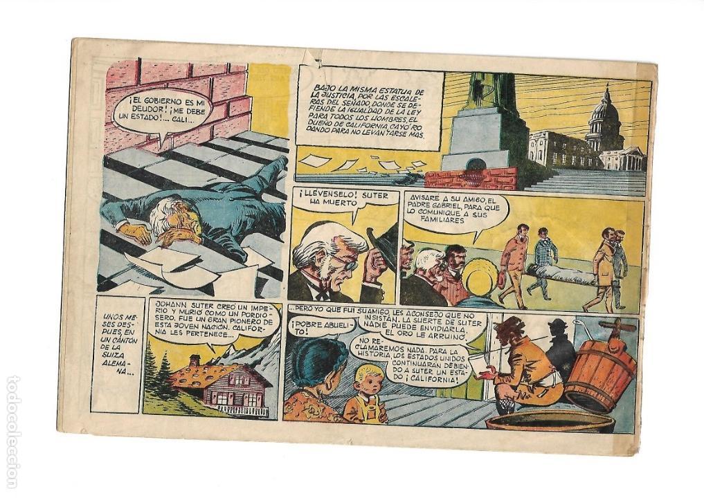 Tebeos: Reportajes Lejano Oeste Año 1955 Colección Completa son 6 Tebeos Originales muy dificil de Completar - Foto 3 - 135291122