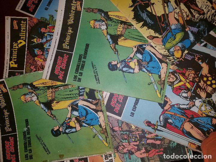 Tebeos: LOTE COMICS PRINCIPE VALIENTE (HÉROES DEL COMIC) VER DESCRIPCION - Foto 4 - 141764440