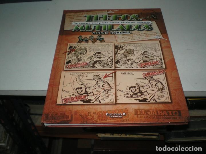 TEBEOS MUTILADOS (Tebeos y Comics - Tebeos Colecciones y Lotes Avanzados)