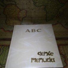 Tebeos: GENTE MENUDA ABC. TOMO I. Nº DEL 1 AL 50. 1989.. Lote 136746290