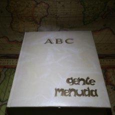 Tebeos: GENTE MENUDA ABC. TOMO IV. Nº DEL 176 AL 228. 1993.. Lote 136866926