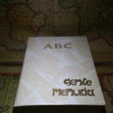 Tebeos: GENTE MENUDA ABC. TOMO VIII. Nº DEL 398 AL 466. 1997. . Lote 136868510