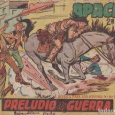 Tebeos: APACHE 2ª PARTE ( MAGA ) ORIGINALES 160-1961 LOTE. Lote 31651898