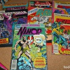 Tebeos: LOTE DE COMICS DE HEROES EXTRAORDINARIOS Y ESPECIALES, VER RALACIÓN DE LOS 7 EN VENTA. Lote 137132302