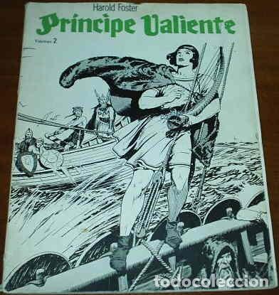 PRINCIPE VALIENTE VOL.2 DE B.O. Y EL PRINCEP VALENT VOL.1 EN CATALÁN DE REGALO, VER FOTOS segunda mano