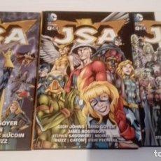 Comics - Jsa ecc 3 tomos 1-2-4 - 137209422