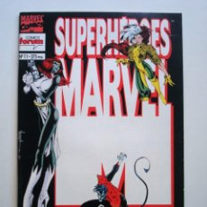 Tebeos: SUPERHÉROES MARVEL Nº 11 (FORUM) MARVEL. Lote 137517190
