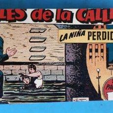 Tebeos: COLECCION ANGELES DE LA CALLE , COMPLETA , ENCUADERNADA , DEL 1 AL 27 , HISPANO AMERICANA ,ORIGINAL. Lote 138042210