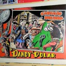 Tebeos: TEBEOS-COMICS CANDY - DANDY DOLAR - COMPLETA - TORAY - 1952 - RARO - *AA98. Lote 138075850