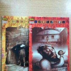 Tebeos: THE DREAMING EL CHICO PERDIDO SAGA COMPLETA (2 TOMOS). Lote 138158252