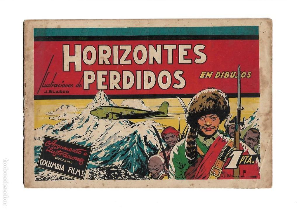 Tebeos: Peliculas Famosas, Año 1.944. Colección Completa son 33. Tebeos Originales Editorial Cliper. - Foto 4 - 138737574