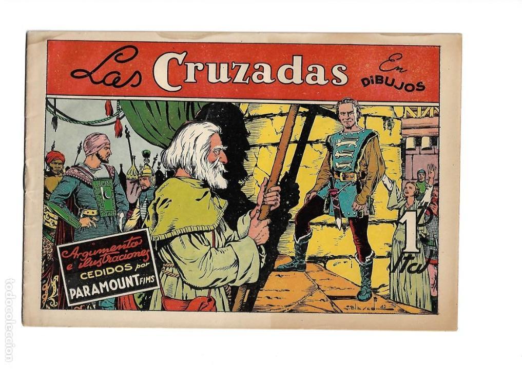 Tebeos: Peliculas Famosas, Año 1.944. Colección Completa son 33. Tebeos Originales Editorial Cliper. - Foto 6 - 138737574