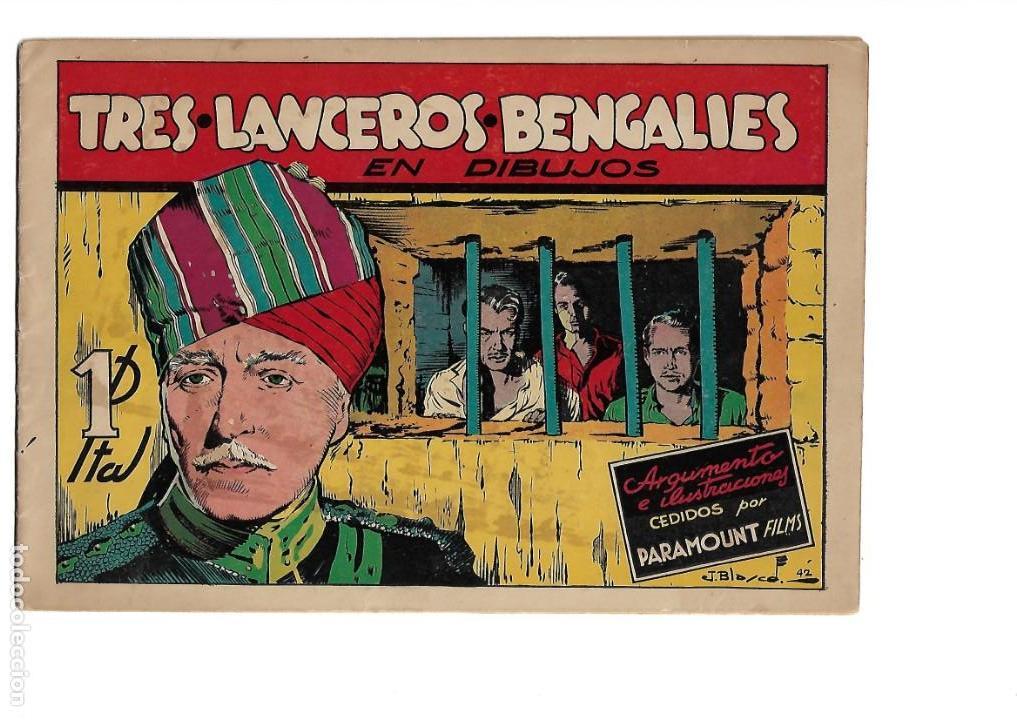 Tebeos: Peliculas Famosas, Año 1.944. Colección Completa son 33. Tebeos Originales Editorial Cliper. - Foto 8 - 138737574
