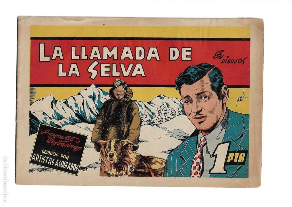 Tebeos: Peliculas Famosas, Año 1.944. Colección Completa son 33. Tebeos Originales Editorial Cliper. - Foto 14 - 138737574