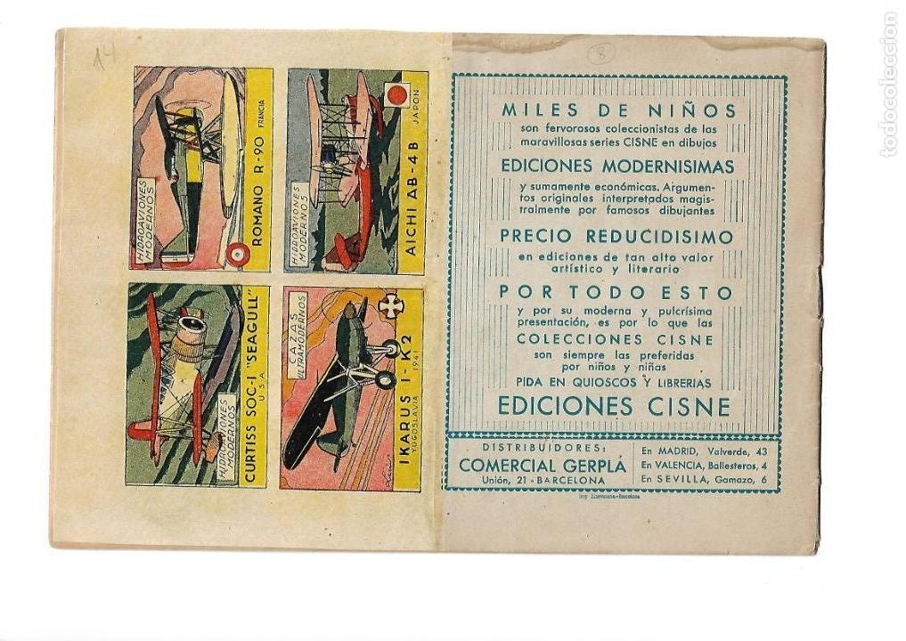 Tebeos: Peliculas Famosas, Año 1.944. Colección Completa son 33. Tebeos Originales Editorial Cliper. - Foto 17 - 138737574