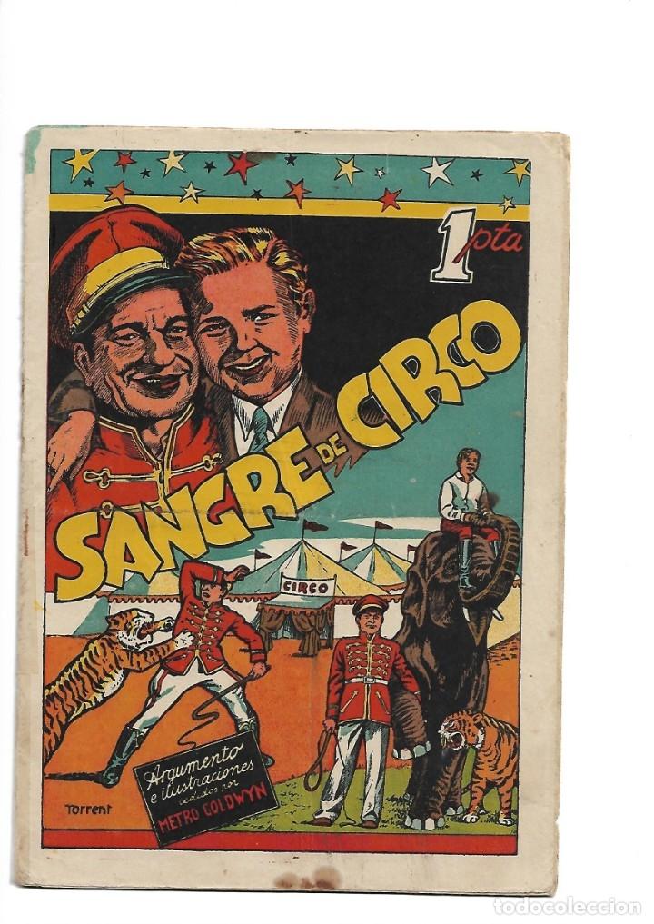 Tebeos: Peliculas Famosas, Año 1.944. Colección Completa son 33. Tebeos Originales Editorial Cliper. - Foto 58 - 138737574