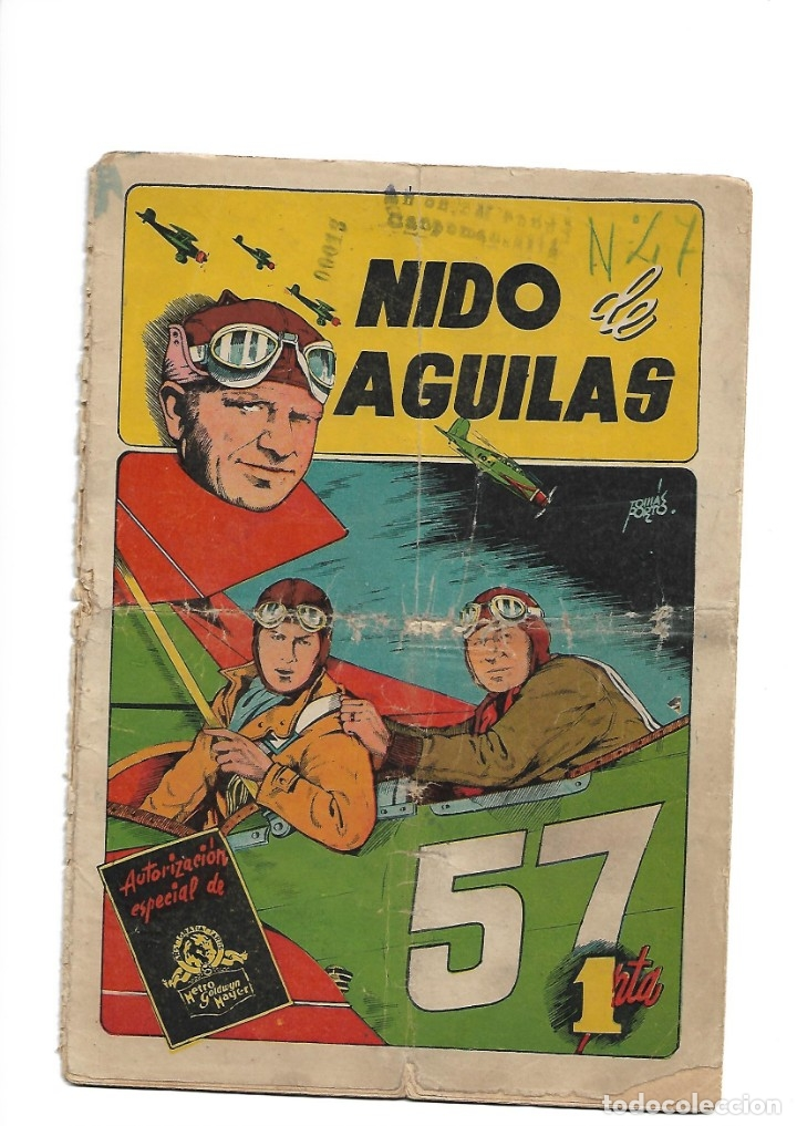 Tebeos: Peliculas Famosas, Año 1.944. Colección Completa son 33. Tebeos Originales Editorial Cliper. - Foto 60 - 138737574