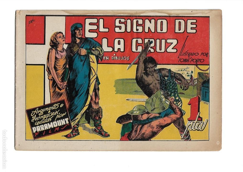 Tebeos: Peliculas Famosas, Año 1.944. Colección Completa son 33. Tebeos Originales Editorial Cliper. - Foto 18 - 138737574