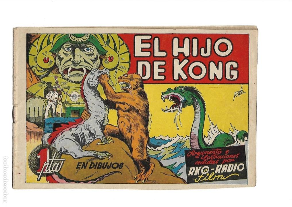 Tebeos: Peliculas Famosas, Año 1.944. Colección Completa son 33. Tebeos Originales Editorial Cliper. - Foto 24 - 138737574