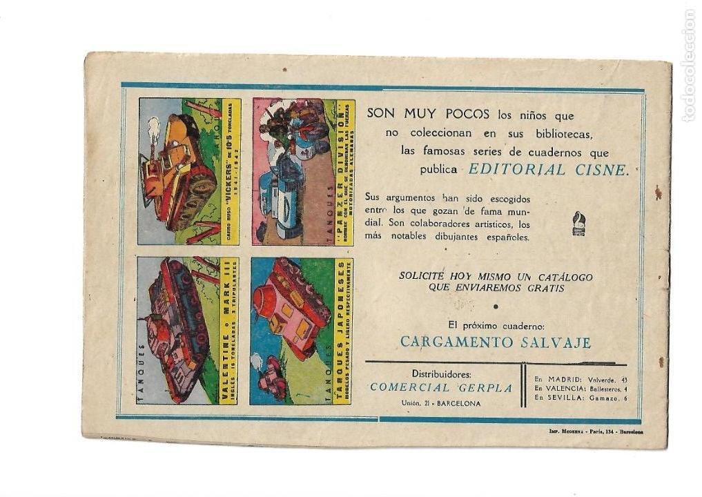 Tebeos: Peliculas Famosas, Año 1.944. Colección Completa son 33. Tebeos Originales Editorial Cliper. - Foto 25 - 138737574