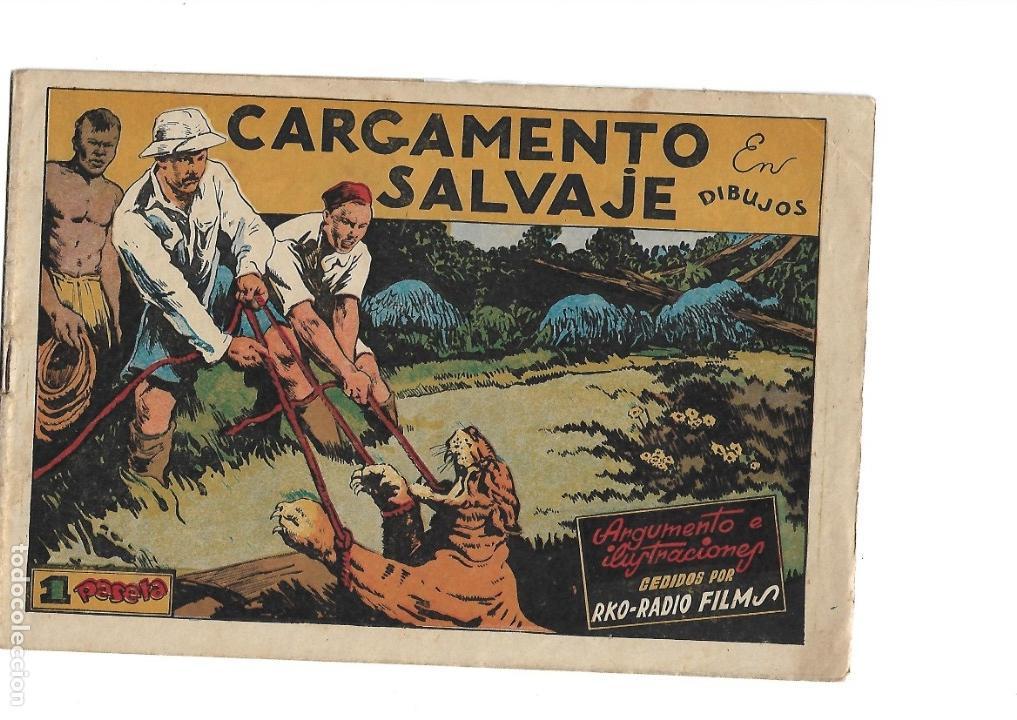 Tebeos: Peliculas Famosas, Año 1.944. Colección Completa son 33. Tebeos Originales Editorial Cliper. - Foto 26 - 138737574