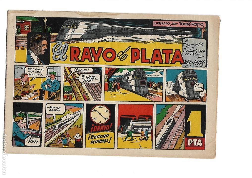 Tebeos: Peliculas Famosas, Año 1.944. Colección Completa son 33. Tebeos Originales Editorial Cliper. - Foto 28 - 138737574