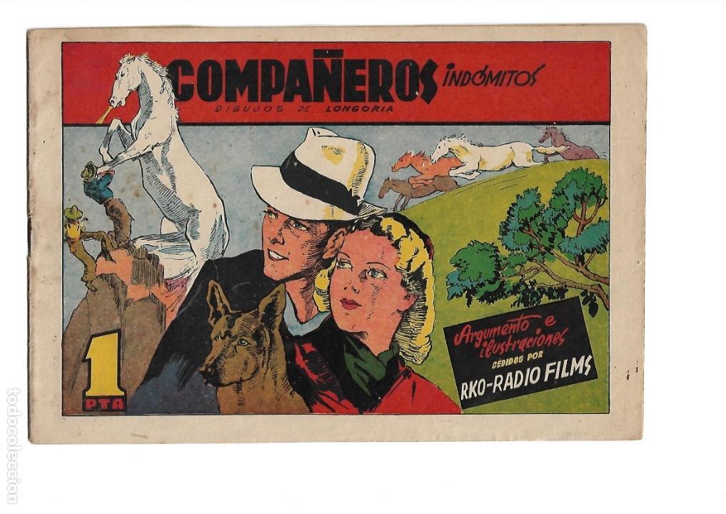 Tebeos: Peliculas Famosas, Año 1.944. Colección Completa son 33. Tebeos Originales Editorial Cliper. - Foto 30 - 138737574