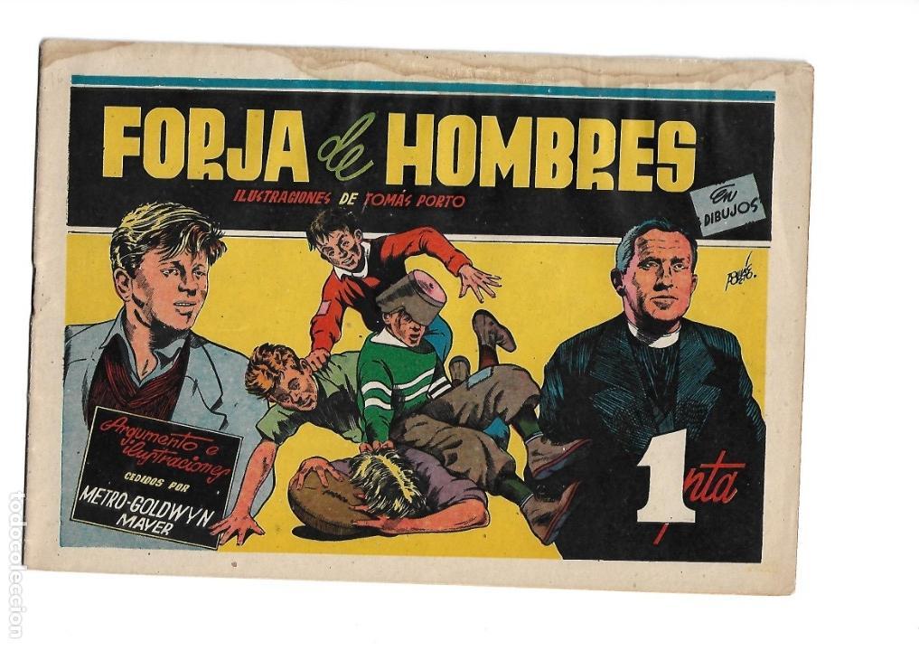 Tebeos: Peliculas Famosas, Año 1.944. Colección Completa son 33. Tebeos Originales Editorial Cliper. - Foto 32 - 138737574