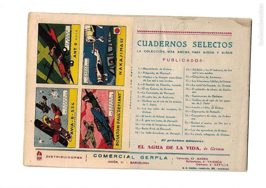 Tebeos: Peliculas Famosas, Año 1.944. Colección Completa son 33. Tebeos Originales Editorial Cliper. - Foto 33 - 138737574