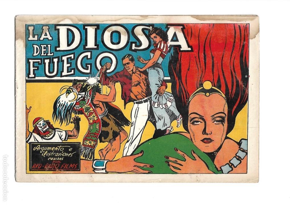 Tebeos: Peliculas Famosas, Año 1.944. Colección Completa son 33. Tebeos Originales Editorial Cliper. - Foto 44 - 138737574