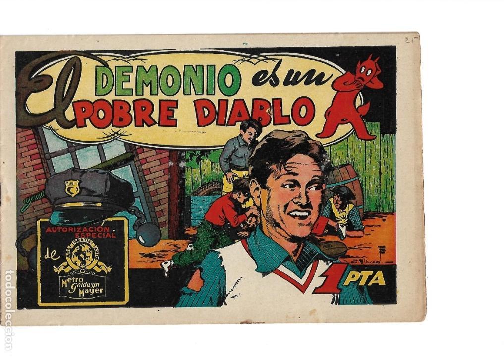 Tebeos: Peliculas Famosas, Año 1.944. Colección Completa son 33. Tebeos Originales Editorial Cliper. - Foto 50 - 138737574