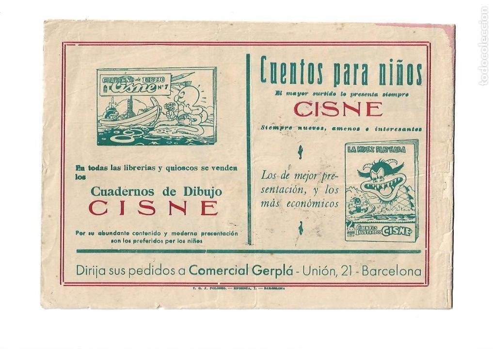Tebeos: Peliculas Famosas, Año 1.944. Colección Completa son 33. Tebeos Originales Editorial Cliper. - Foto 67 - 138737574