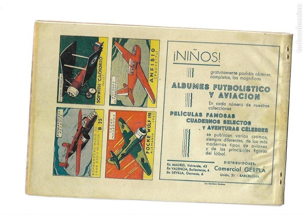 Tebeos: Peliculas Famosas, Año 1.944. Colección Completa son 33. Tebeos Originales Editorial Cliper. - Foto 41 - 138737574