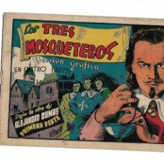 Tebeos: AVENTURAS CÉLEBRES, AÑO 1942 COLECCIÓN COMPLETA SON 22 TEBEOS ORIGINALES EN 10 COLECCIONES DISTINTAS. Lote 139018274