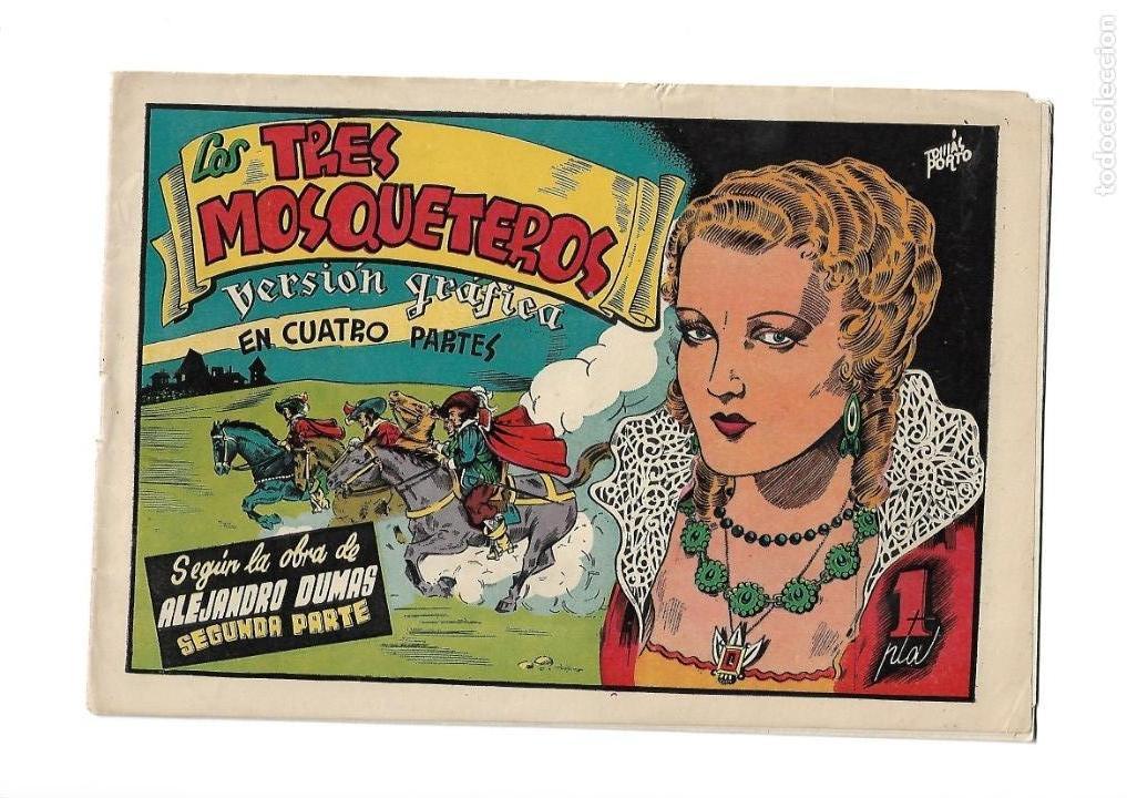Tebeos: Aventuras Célebres, Año 1942 Colección Completa son 22 Tebeos Originales en 10 Colecciones Distintas - Foto 3 - 139018274