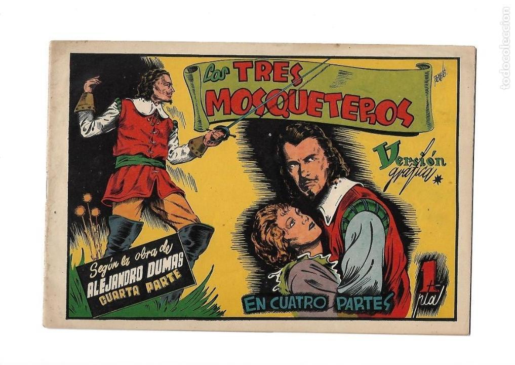 Tebeos: Aventuras Célebres, Año 1942 Colección Completa son 22 Tebeos Originales en 10 Colecciones Distintas - Foto 5 - 139018274