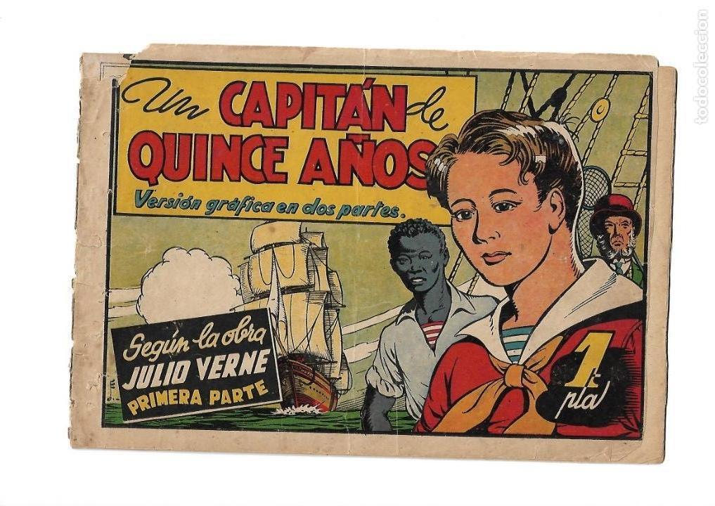 Tebeos: Aventuras Célebres, Año 1942 Colección Completa son 22 Tebeos Originales en 10 Colecciones Distintas - Foto 7 - 139018274