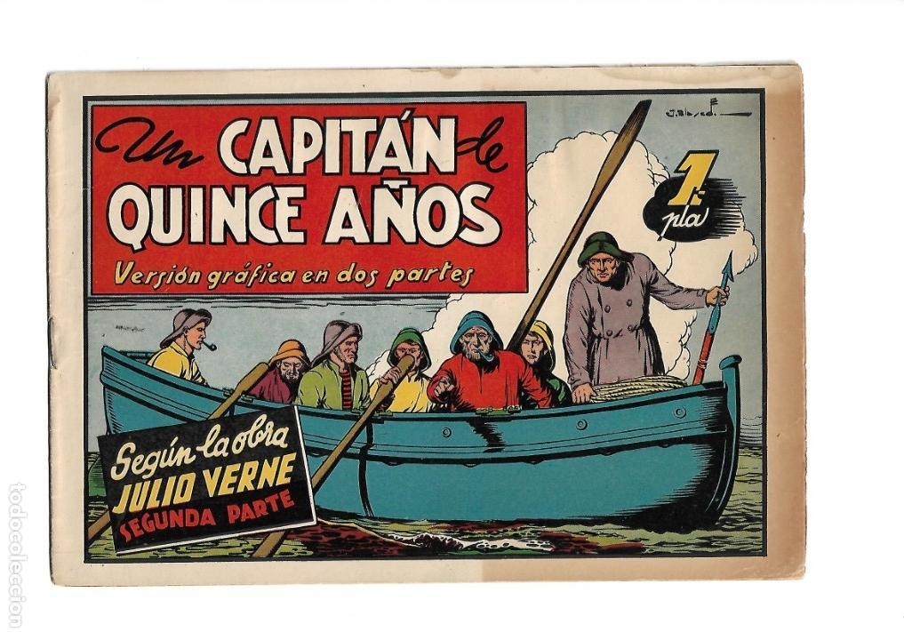 Tebeos: Aventuras Célebres, Año 1942 Colección Completa son 22 Tebeos Originales en 10 Colecciones Distintas - Foto 8 - 139018274