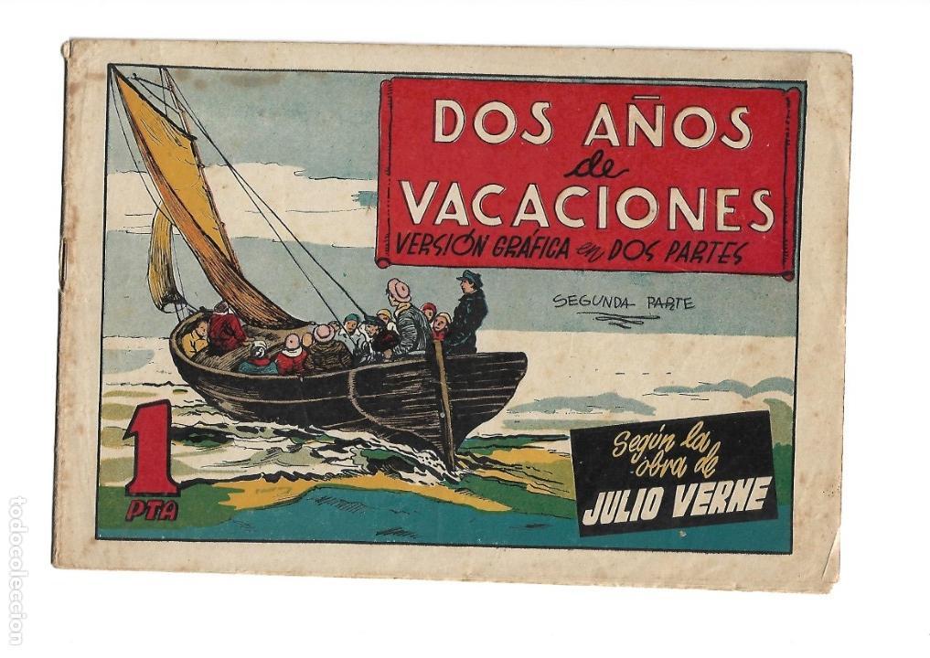 Tebeos: Aventuras Célebres, Año 1942 Colección Completa son 22 Tebeos Originales en 10 Colecciones Distintas - Foto 14 - 139018274