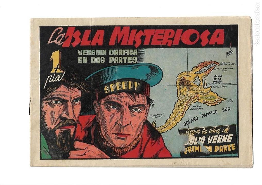 Tebeos: Aventuras Célebres, Año 1942 Colección Completa son 22 Tebeos Originales en 10 Colecciones Distintas - Foto 25 - 139018274