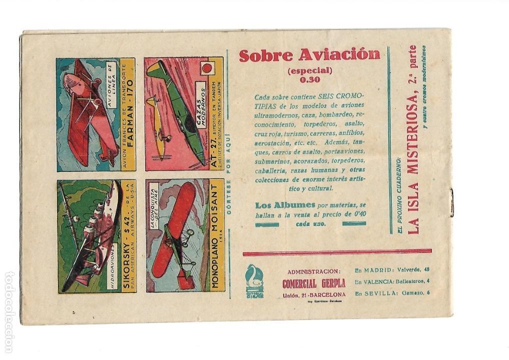 Tebeos: Aventuras Célebres, Año 1942 Colección Completa son 22 Tebeos Originales en 10 Colecciones Distintas - Foto 26 - 139018274